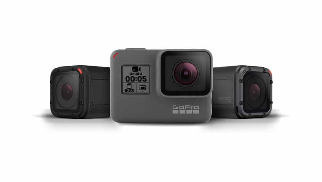 GoPro Hero 5 Black vs GoPro Hero 5 Session vs HERO6: comparativa de cámaras de acción